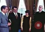 Image of Peter G Peterson Washington DC USA, 1972, second 12 stock footage video 65675056829