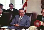 Image of President Richard Nixon Washington DC USA, 1972, second 2 stock footage video 65675056830