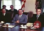 Image of President Richard Nixon Washington DC USA, 1972, second 9 stock footage video 65675056830