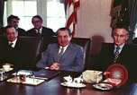 Image of President Richard Nixon Washington DC USA, 1972, second 10 stock footage video 65675056830