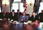 Image of President Richard Nixon Washington DC USA, 1972, second 11 stock footage video 65675056830