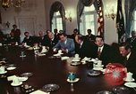 Image of President Richard Nixon Washington DC USA, 1972, second 2 stock footage video 65675056832