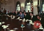 Image of President Richard Nixon Washington DC USA, 1972, second 3 stock footage video 65675056832