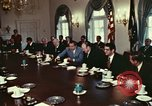 Image of President Richard Nixon Washington DC USA, 1972, second 4 stock footage video 65675056832