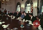 Image of President Richard Nixon Washington DC USA, 1972, second 7 stock footage video 65675056832