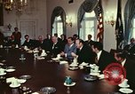 Image of President Richard Nixon Washington DC USA, 1972, second 8 stock footage video 65675056832