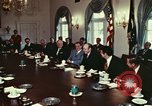 Image of President Richard Nixon Washington DC USA, 1972, second 10 stock footage video 65675056832