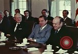 Image of President Richard Nixon Washington DC USA, 1972, second 12 stock footage video 65675056832