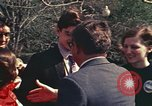 Image of President Richard Nixon Washington DC USA, 1972, second 9 stock footage video 65675056836