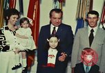 Image of President Richard Nixon Washington DC USA, 1972, second 2 stock footage video 65675056838