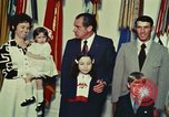 Image of President Richard Nixon Washington DC USA, 1972, second 3 stock footage video 65675056838