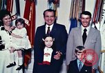 Image of President Richard Nixon Washington DC USA, 1972, second 11 stock footage video 65675056838