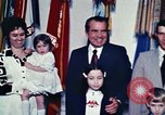 Image of President Richard Nixon Washington DC USA, 1972, second 12 stock footage video 65675056838