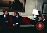 Image of President Richard Nixon Washington DC USA, 1972, second 3 stock footage video 65675056839