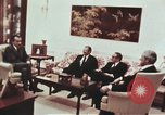 Image of President Richard Nixon Washington DC USA, 1972, second 8 stock footage video 65675056840