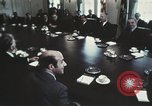 Image of President Richard Nixon Washington DC USA, 1972, second 4 stock footage video 65675056844