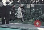 Image of President Richard Nixon San Clemente California USA, 1973, second 2 stock footage video 65675056848
