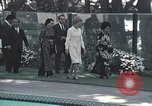 Image of President Richard Nixon San Clemente California USA, 1973, second 4 stock footage video 65675056848