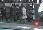 Image of President Richard Nixon San Clemente California USA, 1973, second 5 stock footage video 65675056848