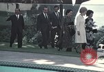 Image of President Richard Nixon San Clemente California USA, 1973, second 7 stock footage video 65675056848