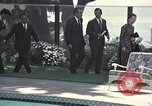Image of President Richard Nixon San Clemente California USA, 1973, second 9 stock footage video 65675056848