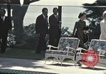 Image of President Richard Nixon San Clemente California USA, 1973, second 10 stock footage video 65675056848