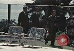 Image of President Richard Nixon San Clemente California USA, 1973, second 12 stock footage video 65675056848