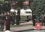 Image of President Richard Nixon San Clemente California USA, 1973, second 1 stock footage video 65675056849
