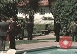 Image of President Richard Nixon San Clemente California USA, 1973, second 2 stock footage video 65675056849