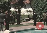 Image of President Richard Nixon San Clemente California USA, 1973, second 3 stock footage video 65675056849