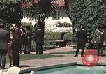 Image of President Richard Nixon San Clemente California USA, 1973, second 4 stock footage video 65675056849