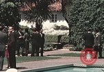 Image of President Richard Nixon San Clemente California USA, 1973, second 6 stock footage video 65675056849