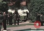 Image of President Richard Nixon San Clemente California USA, 1973, second 7 stock footage video 65675056849