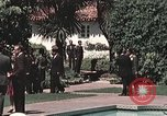 Image of President Richard Nixon San Clemente California USA, 1973, second 11 stock footage video 65675056849