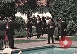 Image of President Richard Nixon San Clemente California USA, 1973, second 12 stock footage video 65675056849