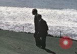 Image of President Richard Nixon San Clemente California USA, 1973, second 10 stock footage video 65675056850