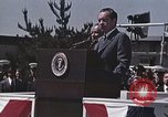 Image of President Richard Nixon San Clemente California USA, 1973, second 8 stock footage video 65675056852