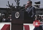 Image of President Richard Nixon San Clemente California USA, 1973, second 12 stock footage video 65675056852
