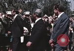 Image of President Richard Nixon San Clemente California USA, 1973, second 10 stock footage video 65675056853