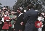 Image of President Richard Nixon San Clemente California USA, 1973, second 12 stock footage video 65675056853
