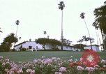 Image of Western White House San Clemente California USA, 1973, second 3 stock footage video 65675056860