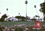 Image of Western White House San Clemente California USA, 1973, second 8 stock footage video 65675056860