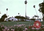 Image of Western White House San Clemente California USA, 1973, second 9 stock footage video 65675056860