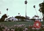 Image of Western White House San Clemente California USA, 1973, second 10 stock footage video 65675056860