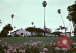 Image of Western White House San Clemente California USA, 1973, second 11 stock footage video 65675056860