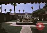 Image of Western White House San Clemente California USA, 1973, second 8 stock footage video 65675056865
