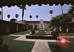 Image of Western White House San Clemente California USA, 1973, second 9 stock footage video 65675056865