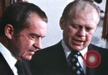 Image of Vice President Gerald Ford Washington DC USA, 1973, second 3 stock footage video 65675056870