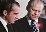 Image of Vice President Gerald Ford Washington DC USA, 1973, second 5 stock footage video 65675056870