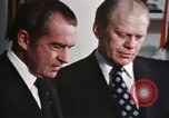 Image of Vice President Gerald Ford Washington DC USA, 1973, second 7 stock footage video 65675056870
